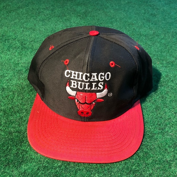 9e7a8072a6b NBA Accessories | Vintage Chicago Bulls Snapback Hat Competitor ...